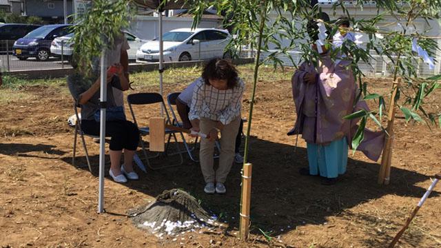 クニナたかだの森保育園地鎮祭